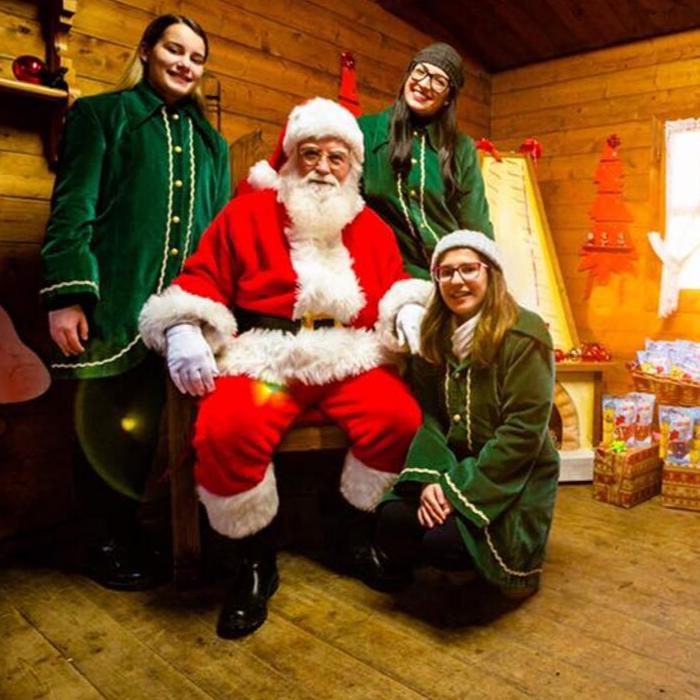 Sito Ufficiale Di Babbo Natale.La Casa Di Babbo Natale Selvino Sport