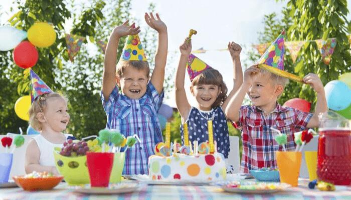 Festa di compleanno a Selvino per bambini