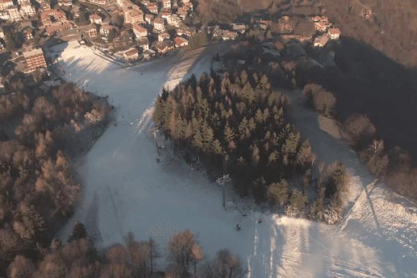 sciare in lombardia selvino