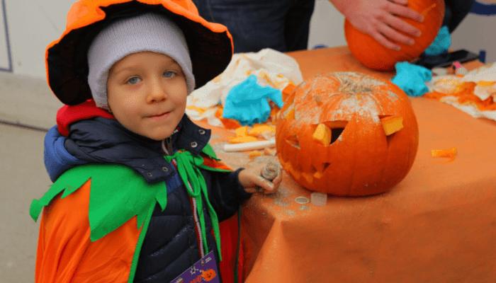 Festa di halloween a Selvino