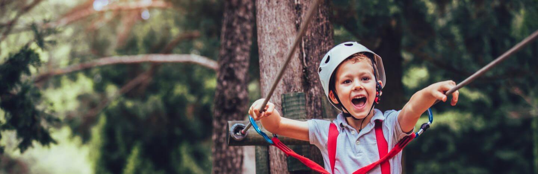 Parco Avventura Selvino Sport la Montagna per Bambini